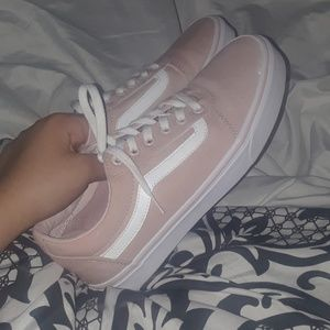 Pink Vans